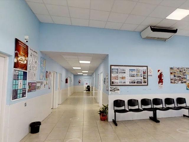 Centro Municipal de Cuidado Familiar y Comunitario Villa Azul