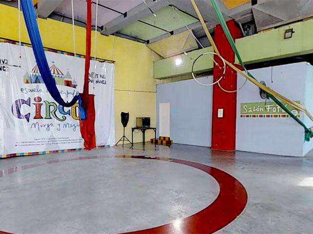 Escuela Municipal de Circo