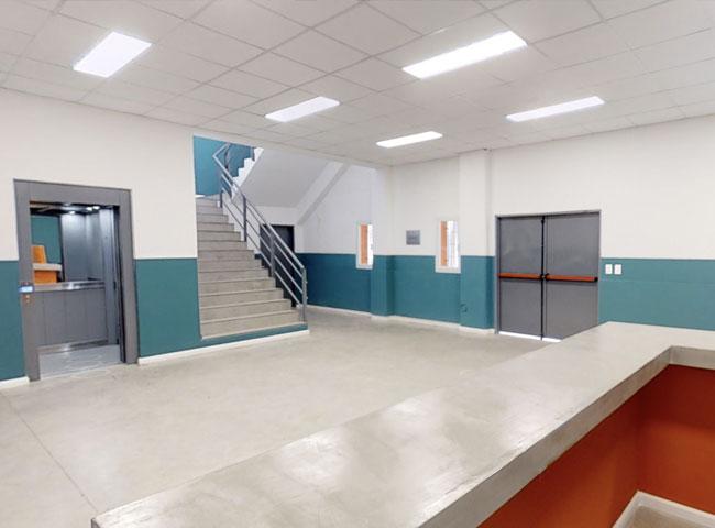 Escuela Secundaria N°35 - Edificio Municipal Aimé Painé