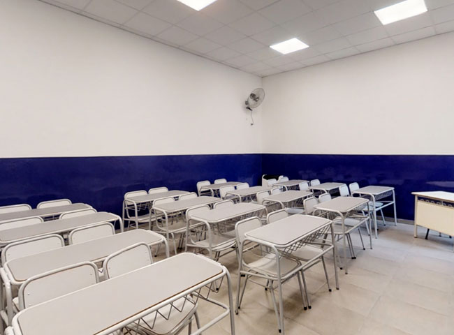 "Escuela Secundaria N°5 ""Luis Alberto Spinetta"""