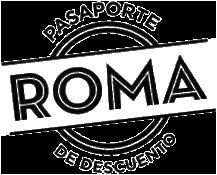 Pasaporte de descuento Roma