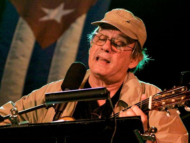 Histórico: Silvio Rodríguez tocará gratis en la avenida Belgrano