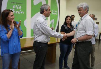 Avellaneda continúa trabajando para fortalecer el comercio local