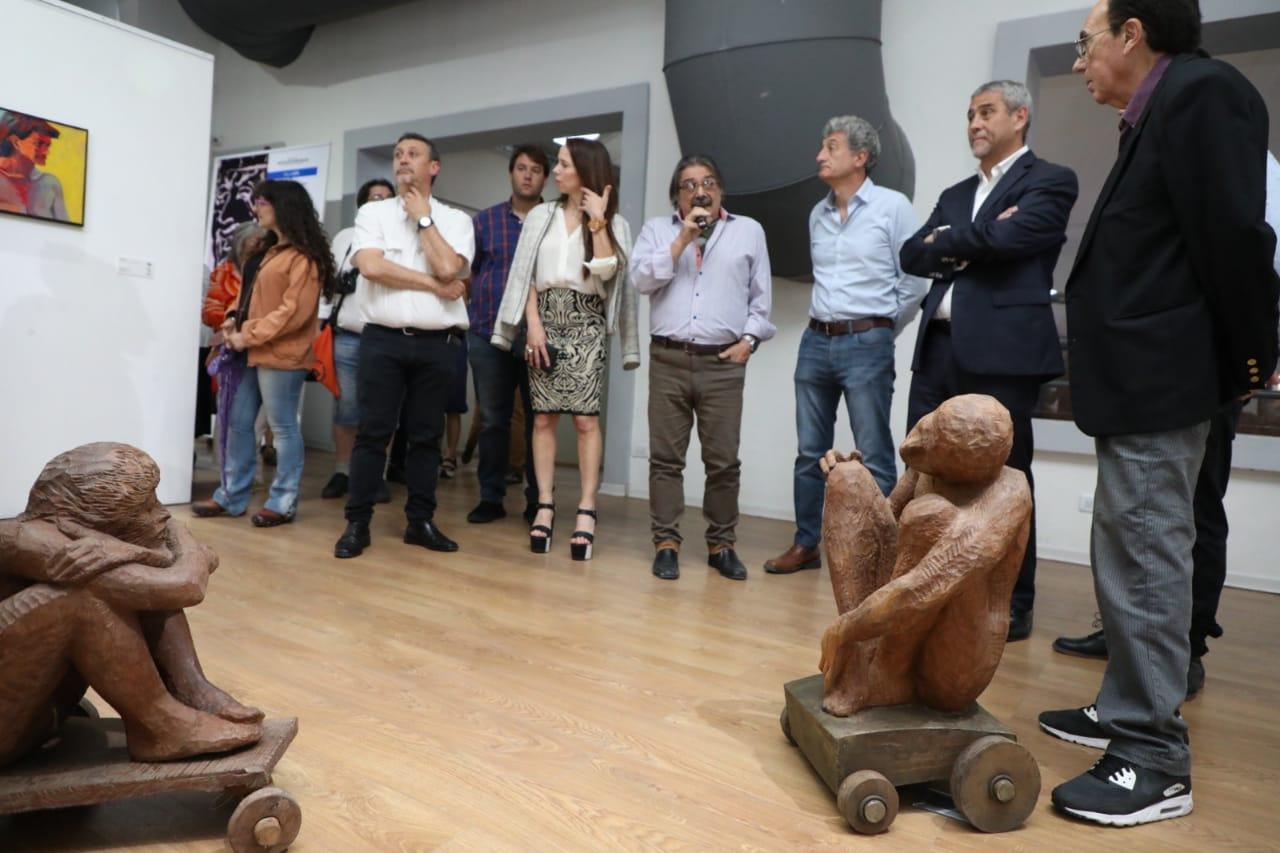 A pesar del recorte de la Provincia, los institutos de enseñanza artística de Avellaneda cerraron el año con una muestra de sus trabajos