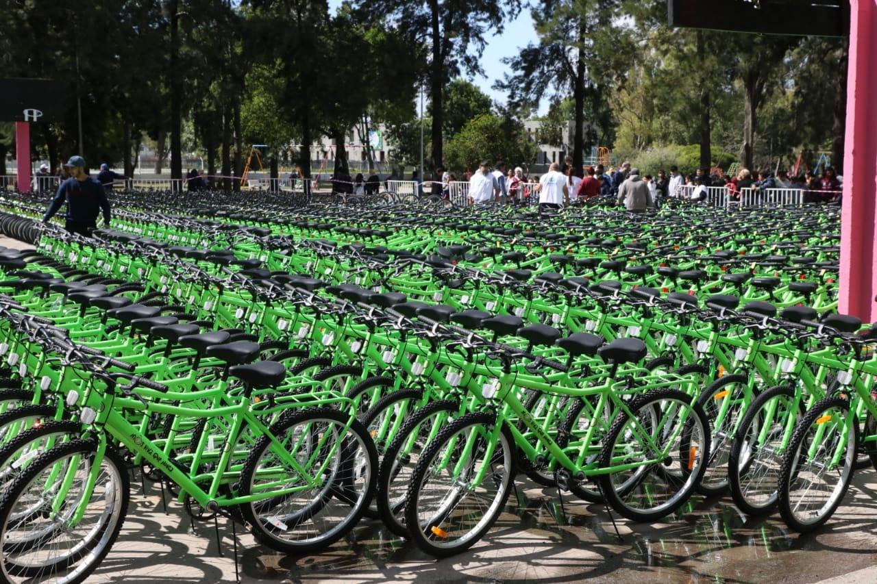 Con la última entrega, más de 18 mil niñes de Avellaneda ya tienen su «Primera Bici»