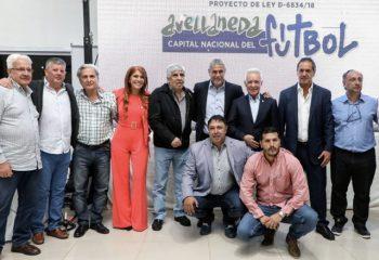 Independiente y Racing apoyan el proyecto de declarar a Avellaneda como la «Capital Nacional del Fútbol»