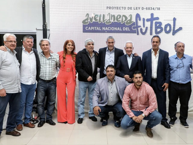 Apoyo de Independiente y Racing al proyecto