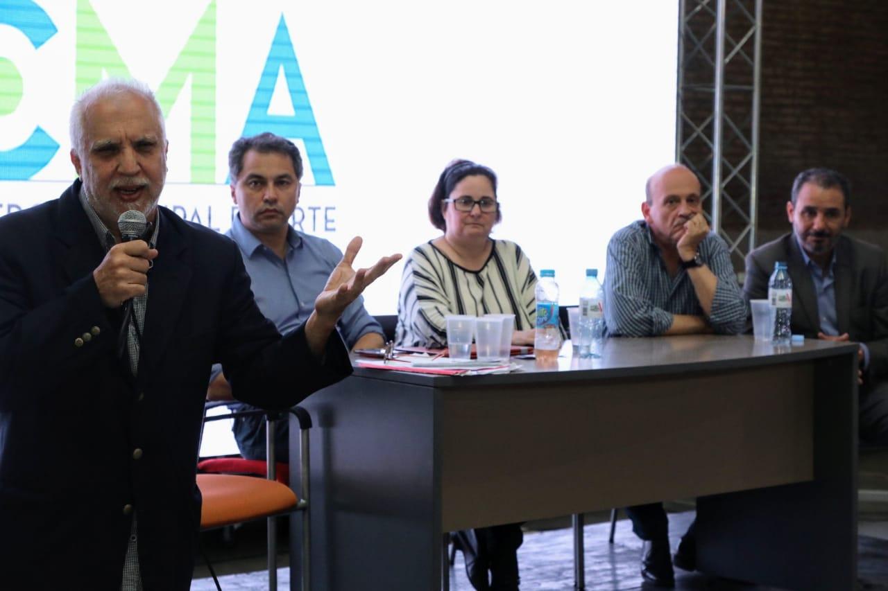"""Avellaneda fue sede del """"Foro de Salud Popular por la Justicia Social"""""""