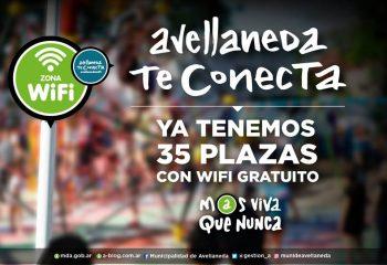 #AvellanedaTeConecta