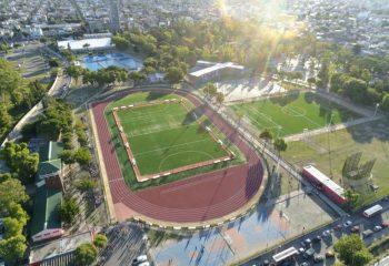 Avellaneda ya tiene el DAR: un centro de alto rendimiento deportivo de nivel mundial