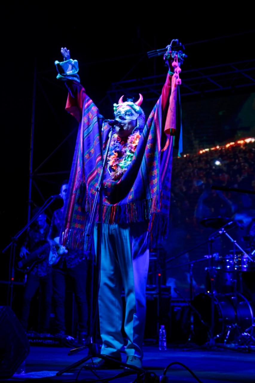 Ritmo y sustancia: La Delio Valdez cerró otra jornada de fiesta en los pre carnavales en Avellaneda