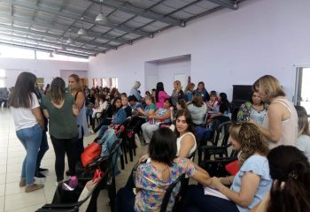 Jornada de formación para las docentes municipales de nivel inicial