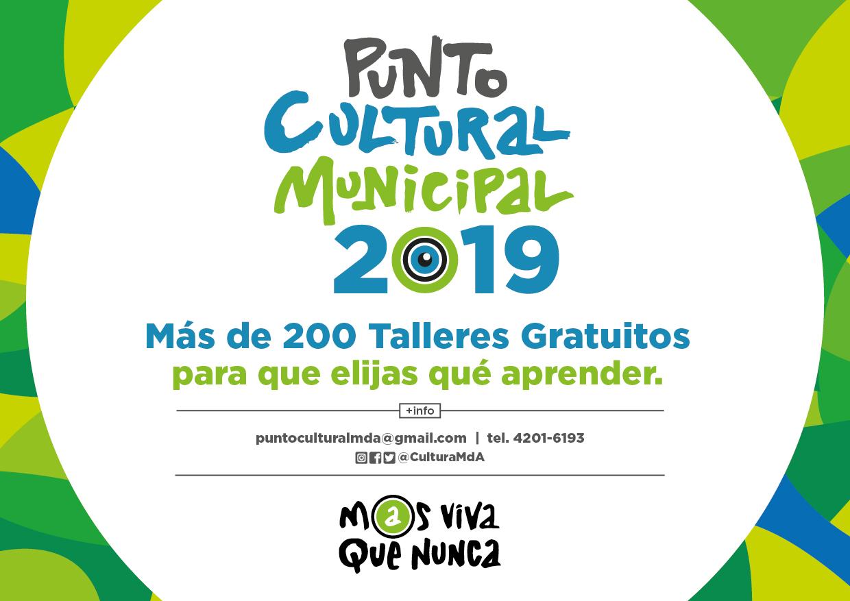 Puntos Culturales 2019