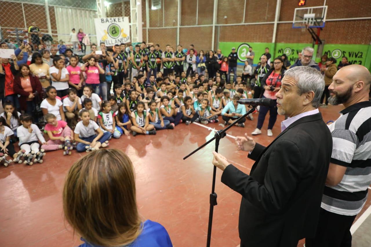 Los seleccionados municipales de patín y básquet competirán en ligas profesionales