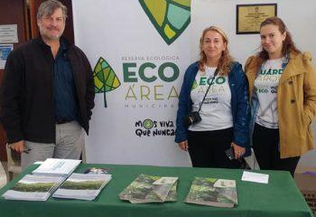 La  Eco Área de Avellaneda participó de unas Jornadas de Conservación de la Biodiversidad