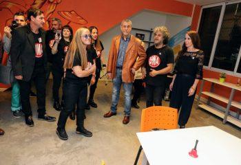 Ferraresi firmó un convenio para el desarrollo de los músicos locales