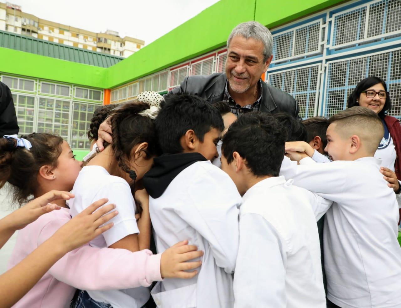 El Municipio instalará wifi en todas las escuelas de la ciudad