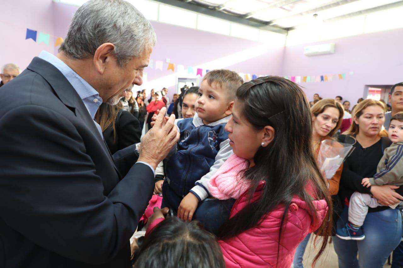 Avellaneda tiene un nuevo Jardín Maternal Municipal