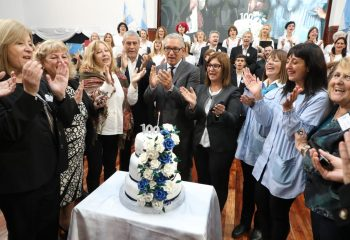 En el centenario de su fundación, la ENSPA celebró junto a toda su comunidad