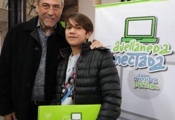 Avellaneda Conectada: 10 mil alumnos de las escuelas públicas tienen sus tablets