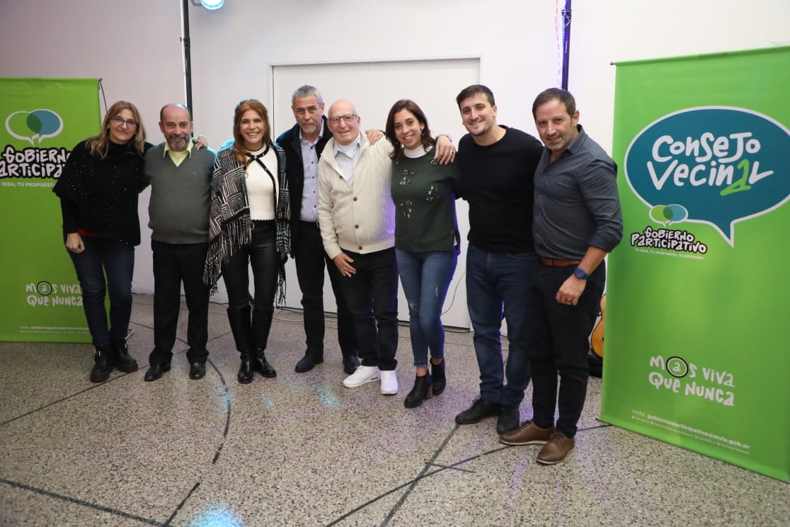 "Ferraresi: ""Cuando crecen las instituciones de Gerli, crece Avellaneda"""