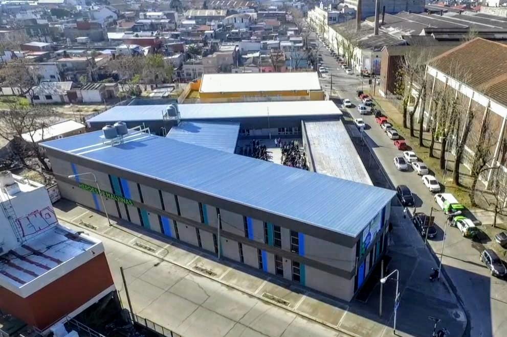 El Municipio construyó un nuevo edificio para la formación en oficios