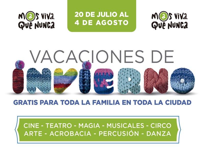 Cine, teatro y circo: estas vacaciones de invierno pasalas en Avellaneda