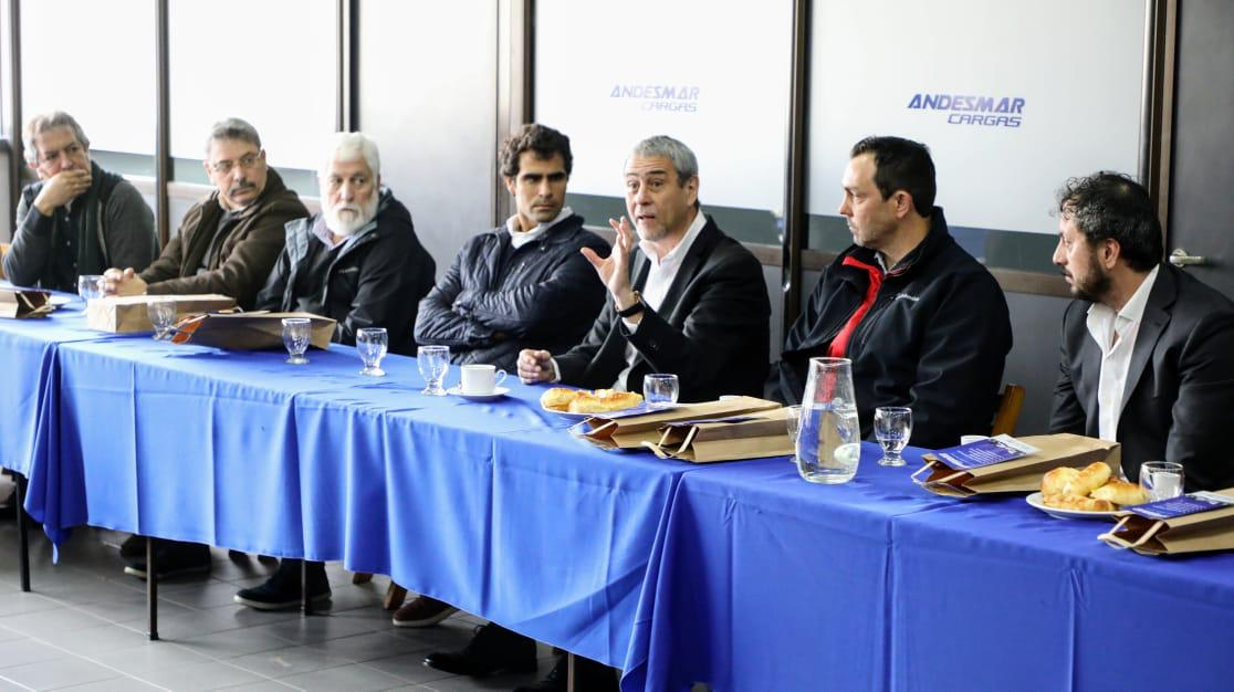 Ante la profundización del derrumbe económico, Ferraresi se reunió con empresarios e industriales para analizar acciones anticrisis
