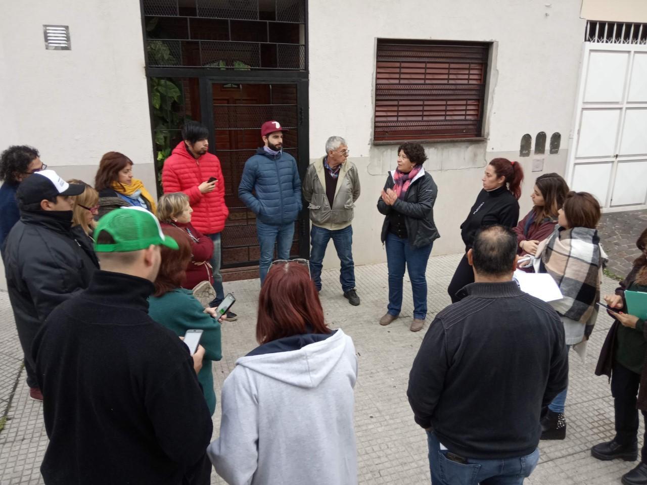 El Municipio instaló seis nuevas alarmas barriales en Piñeiro