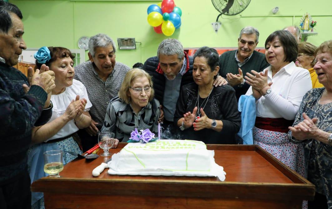 El Municipio apoya los Centros de Jubilados y Pensionados de la ciudad