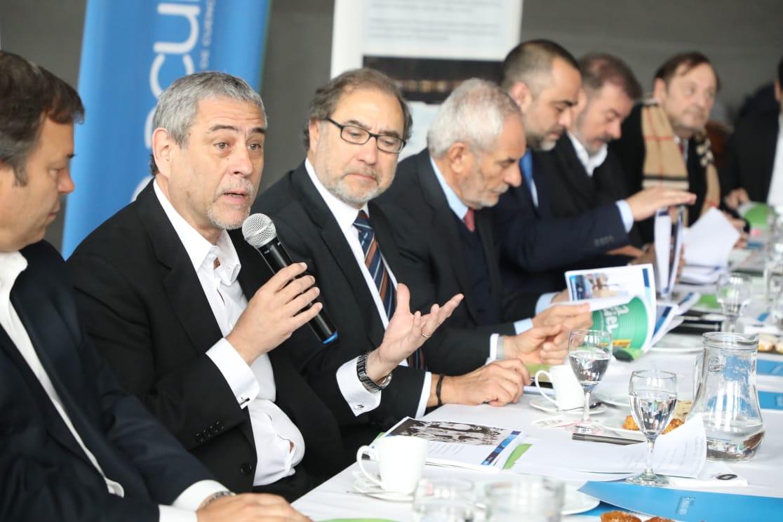 "Ferraresi participó de la jornada ""El Riachuelo como política de Estado"""
