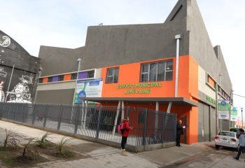 La escuela secundaria Nº 35 de Wilde tiene un nuevo edificio construido por el municipio