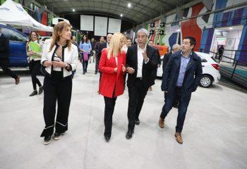 Con una gran feria de la Industria, el Municipio inauguró su Centro de Exposiciones