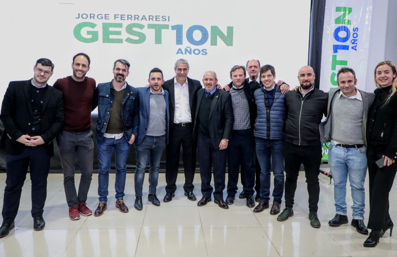 Día de la Industria: Ferraresi y De Mendiguren se reunieron con un centenar de empresarios de Avellaneda