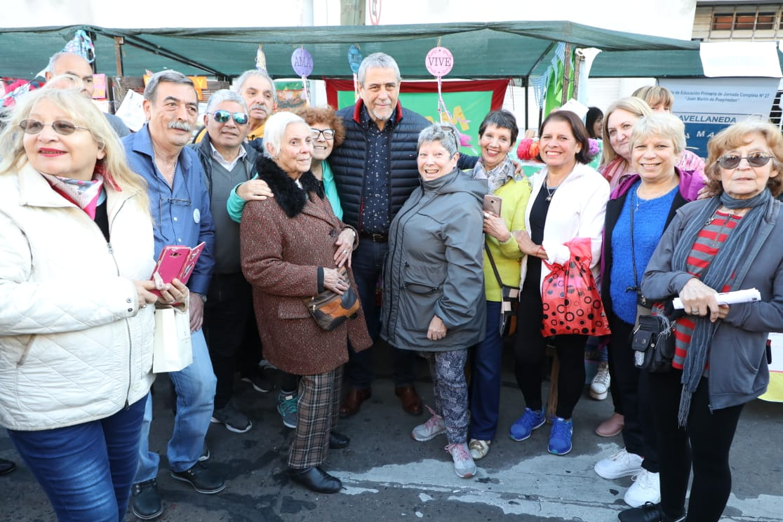 Miles de vecinos disfrutaron del festival «Orgullo Domínico»