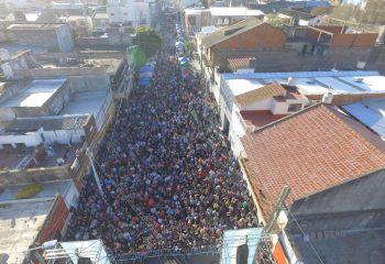 """Miles de vecinos disfrutaron del festival """"Orgullo Domínico"""""""