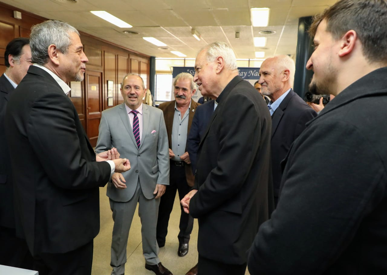 Ferraresi compartió el festejo del Día de la Industria con empresarios locales