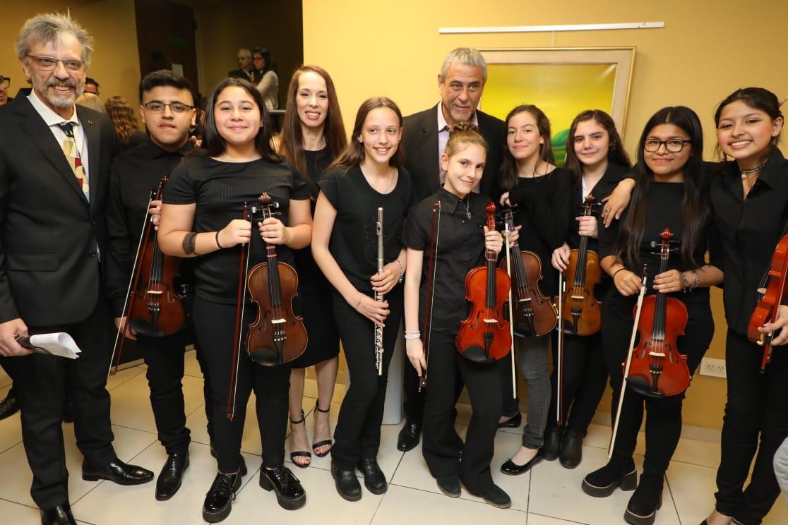 El Instituto Municipal de Música de Avellaneda celebró sus 70 años