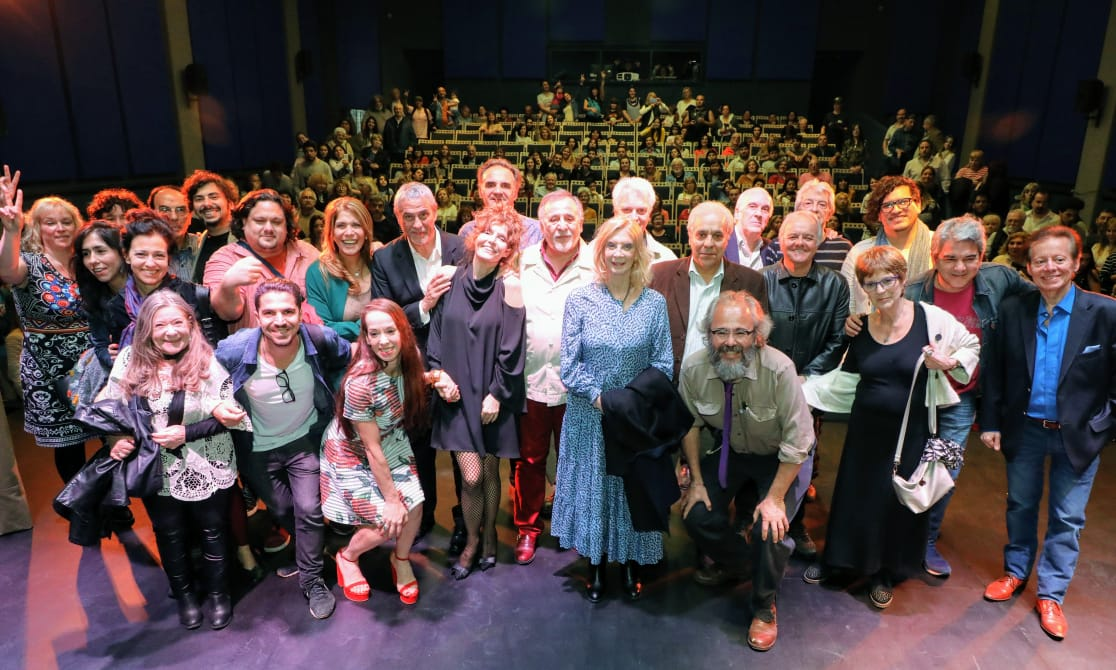 El municipio amplió el Cine Wilde y lo convirtió en Cine-Teatro