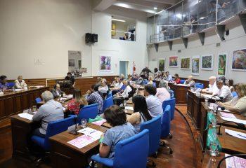 El HCD de Avellaneda aprobó por unanimidad el Presupuesto Municipal 2020