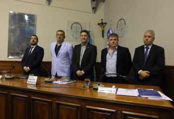 Por primera vez el HCD de Avellaneda tiene un presidente elegido por unanimidad