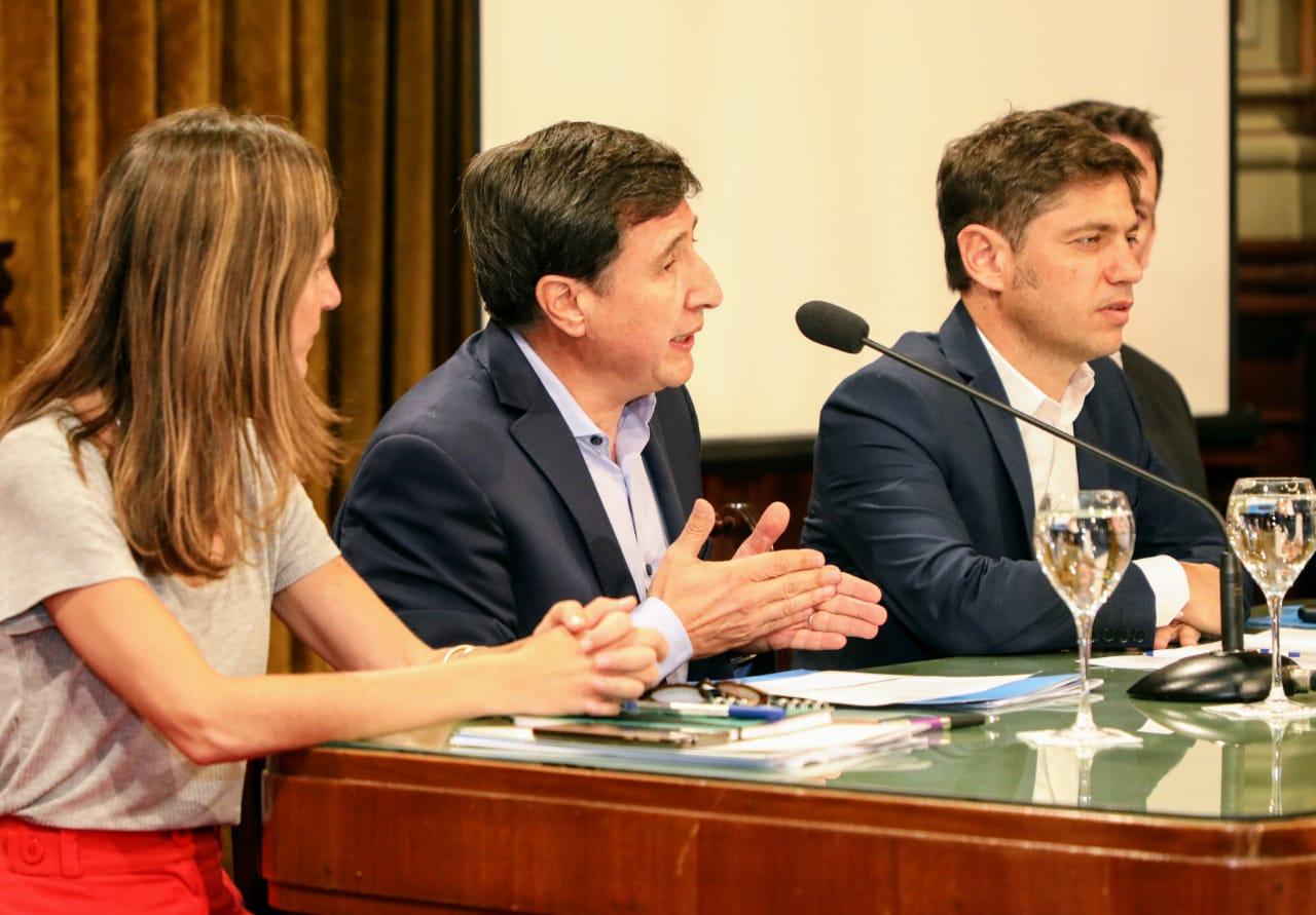 Avellaneda será uno de los distritos en donde comiencen a entregar las tarjetas del Plan Nacional Contra el Hambre