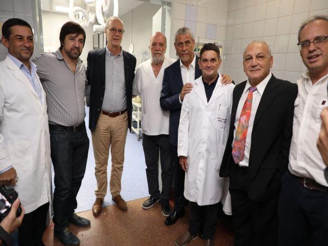 Nuevas autoridades en los hospitales Fiorito y Presidente Perón