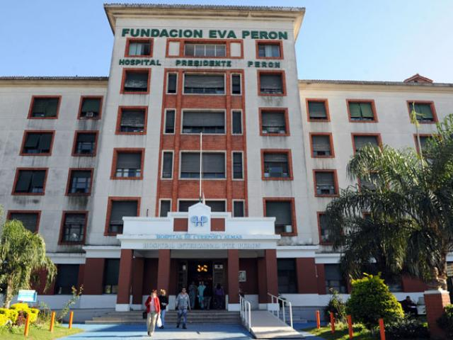 Los hospitales Fiorito y Perón recibirán $ 10 millones para hacer frente a la pandemia