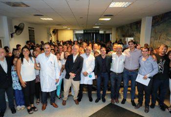 Coronavirus: se incorporan médicos y enfermeros al plantel sanitario de la ciudad