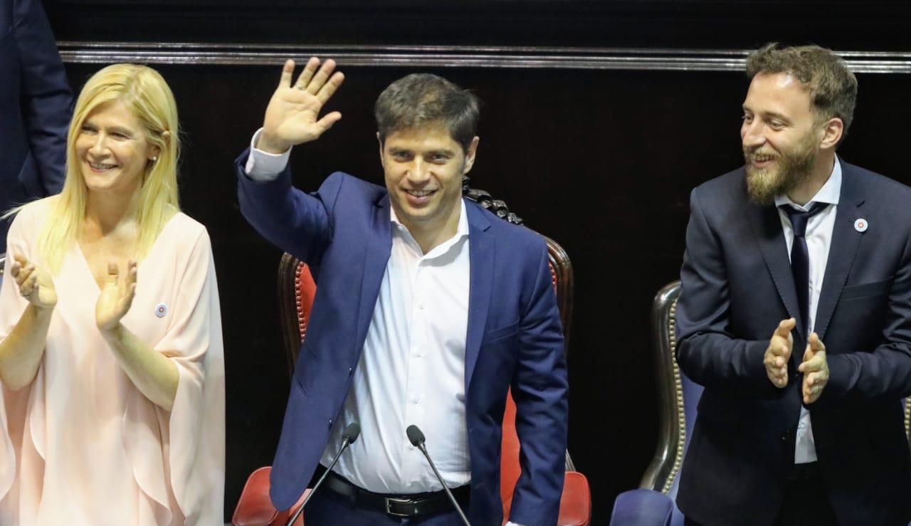 Chornobroff participó del inicio de las Sesiones Legislativas provinciales