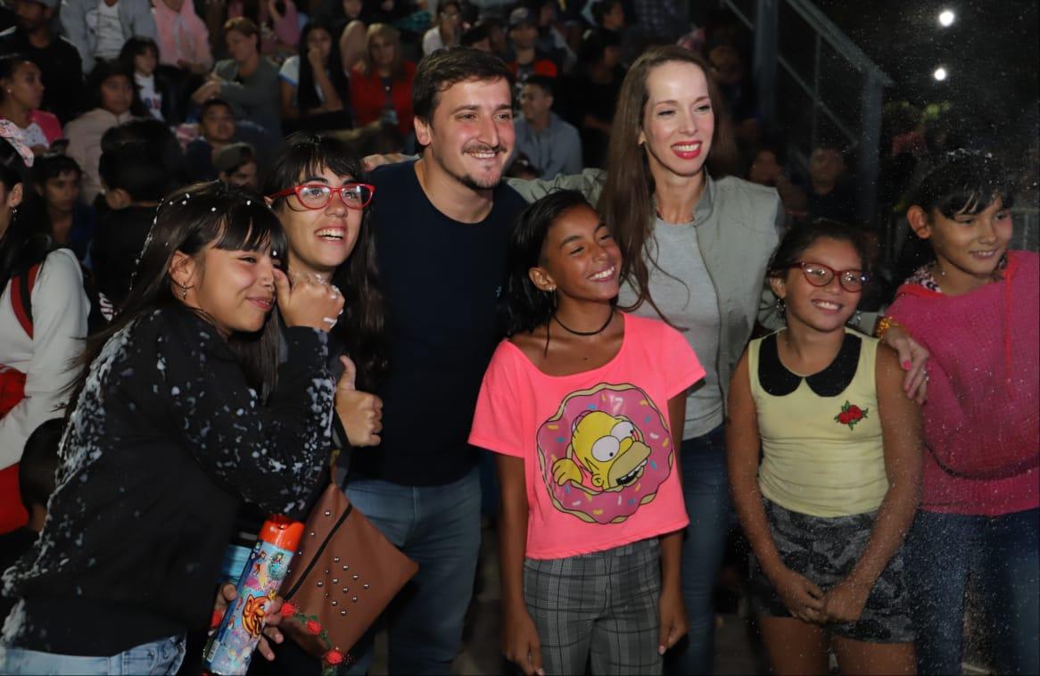 Avellaneda se vistió de fiesta y miles de vecinos disfrutaron de los Carnavales 2020