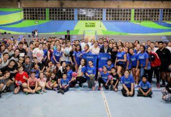 Aporte económico del Municipio a los seleccionados de handball