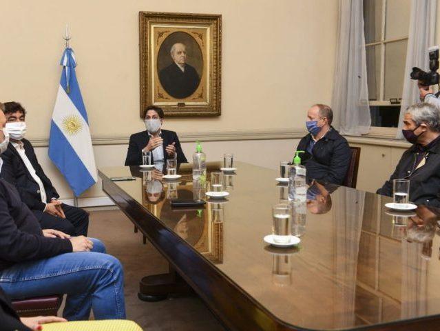 El Gobierno nacional recuperó notebooks para alumnos de Avellaneda