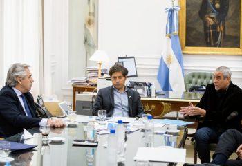 El Gobierno nacional anunció el aporte de $ 300 millones para obras en Avellaneda